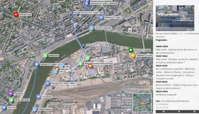 open street map congres