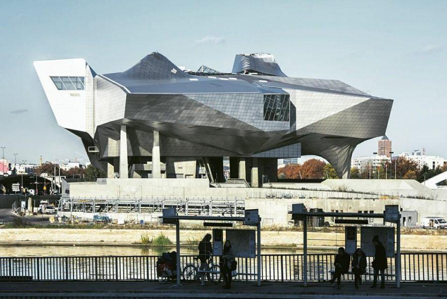 Mus e des confluences amcsti for Architecte musee confluence